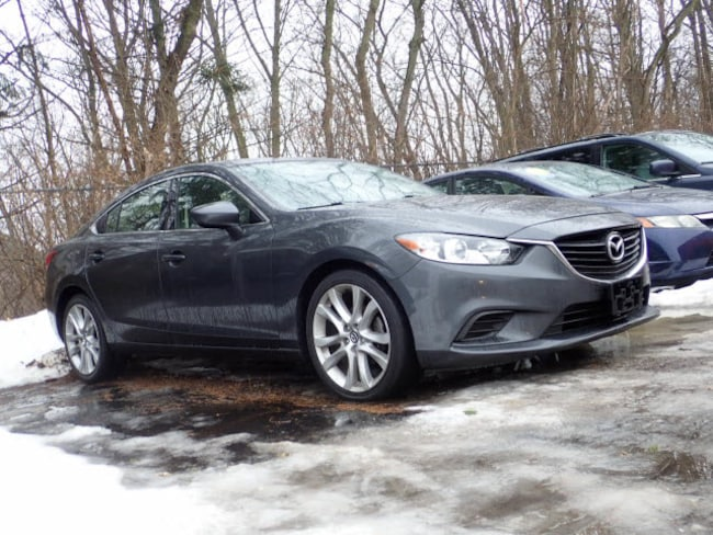 Used vehicles 2015 Mazda Mazda6 i Touring i Touring  Sedan 6A for sale near you in Arlington Heights, IL
