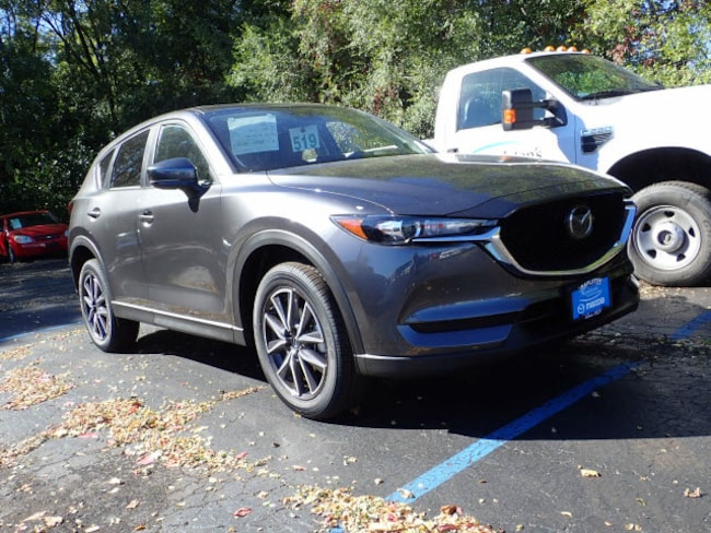 Used vehicles 2018 Mazda CX-5 Touring Touring  SUV for sale near you in Arlington Heights, IL