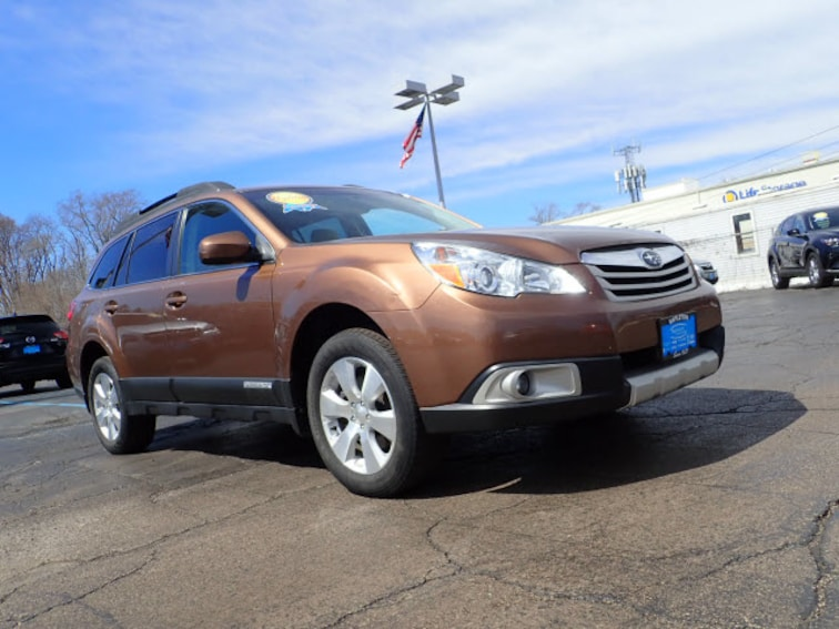Used 2011 Subaru Outback 3.6R Limited AWD 3.6R Limited  Wagon Arlington Heights