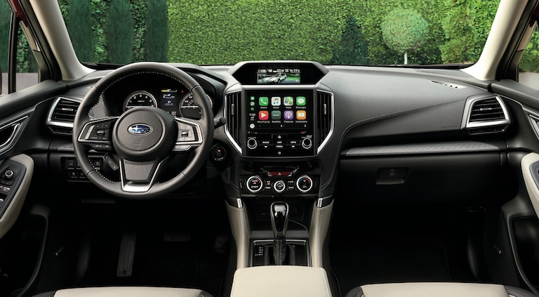 2019 Subaru Forester Technology