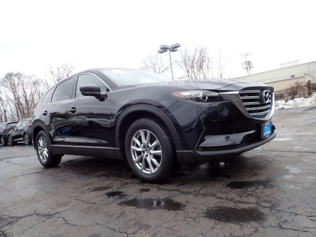 Certified pre-owned Mazda vehicle 2016 Mazda CX-9 Touring AWD Touring  SUV for sale near you in Arlington Heights, IL