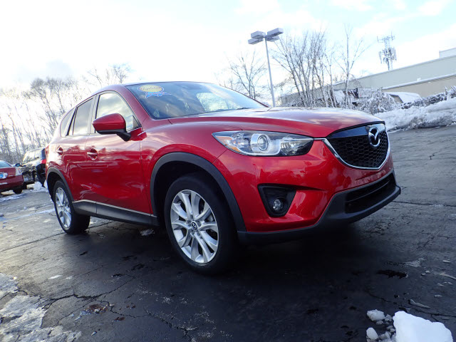 Featured pre-owned cars, trucks, and SUVs 2014 Mazda CX-5 Grand Touring AWD Grand Touring  SUV for sale near you in Arlington Heights, IL
