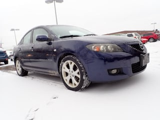 Bargain used vehicles 2009 Mazda Mazda3 4 DR i Sport  Sedan 4A for sale near you in Arlington Heights, IL