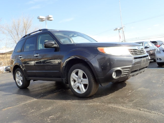 Used vehicles 2009 Subaru Forester 2.5 X Limited AWD 2.5 X Limited  Wagon 4A for sale near you in Arlington Heights, IL