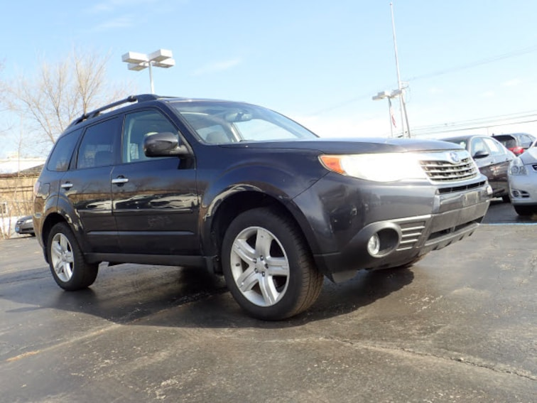 Used 2009 Subaru Forester 2.5 X Limited AWD 2.5 X Limited  Wagon 4A Arlington Heights