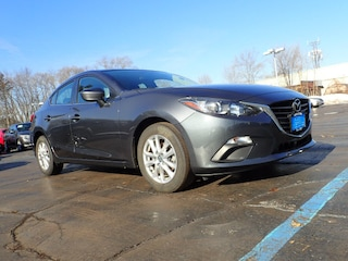 Certified pre-owned Mazda vehicles 2016 Mazda Mazda3 i Sport i Sport  Sedan 6A for sale near you in Arlington Heights, IL