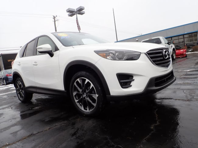 Used vehicles 2016 Mazda CX-5 Grand Touring AWD Grand Touring  SUV for sale near you in Arlington Heights, IL