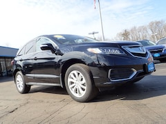 2016 Acura RDX w/Tech AWD  SUV w/Technology Package 5J8TB4H5XGL007255
