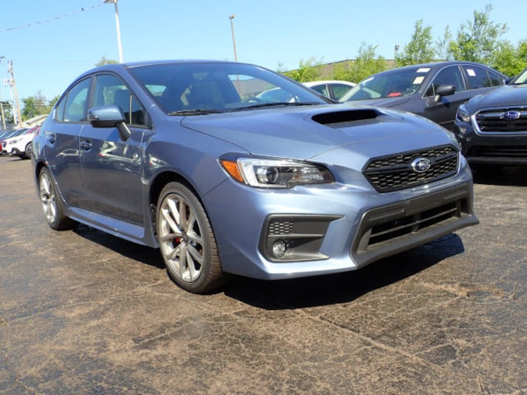 New 2018 Subaru WRX Limited 50th Anniversary Edition Sedan Arlington HeIghts