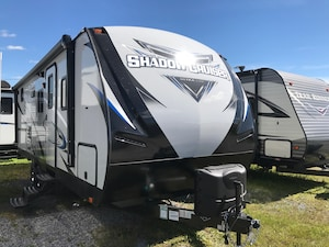 2018 SHADOW CRUISER 240 BHS Platinium