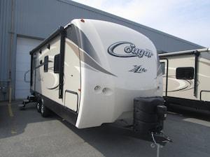 2018 Cougar Xlite 21RBS