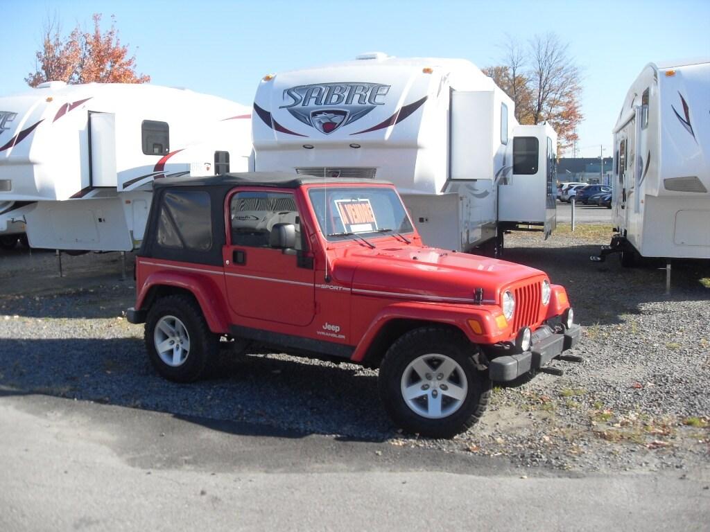 d 39 occasion 2003 jeep tj vendre terrebonne qc. Black Bedroom Furniture Sets. Home Design Ideas
