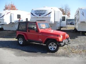 2003 Jeep TJ Sport VUS
