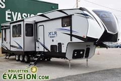 2019 XLR by Forest River 37TSX13 CARGO