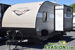 2018 WILDWOOD 200RK LIQUIDATION $15,895
