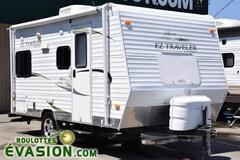 2011 EZ Traveler by Sunset Park RV 16LEBH SEULEMENT 2540 LIVRES