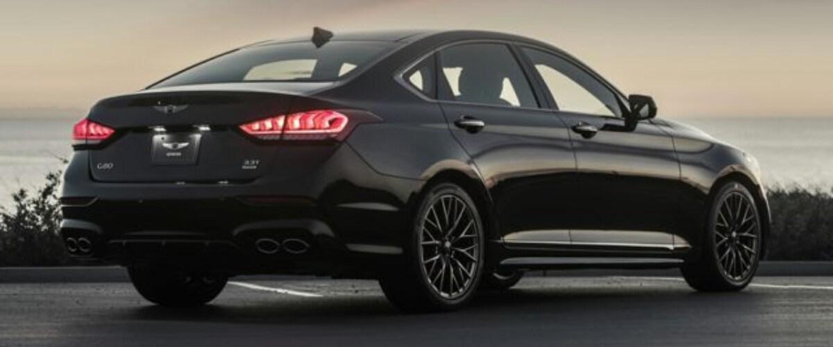 2018 G80 Vs. 2018 Audi A6