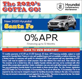 2020 - Santa Fe