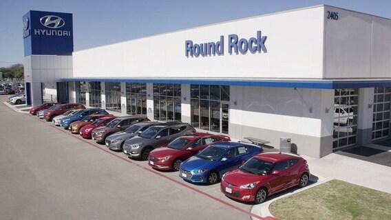 Round Rock Hyundai New And Used Hyundai Dealer Austin