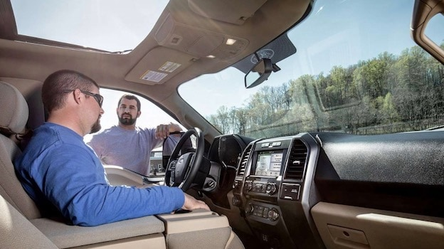 2018 Ford F-150 With Sunroof | Lake City Ford Dealer ^
