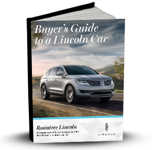 Lincoln Car Buyer's Guide eBook