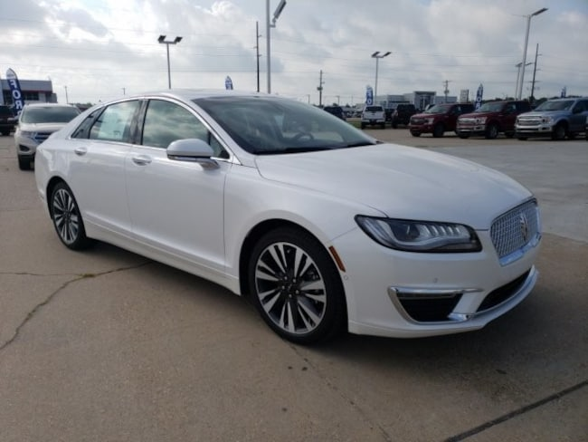 New 2018 Lincoln Mkz For Sale At Rountree Lincoln Vin