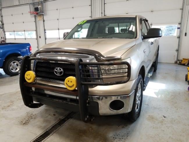 2007 Toyota Tundra SR5 5.7L V8 Truck Double Cab