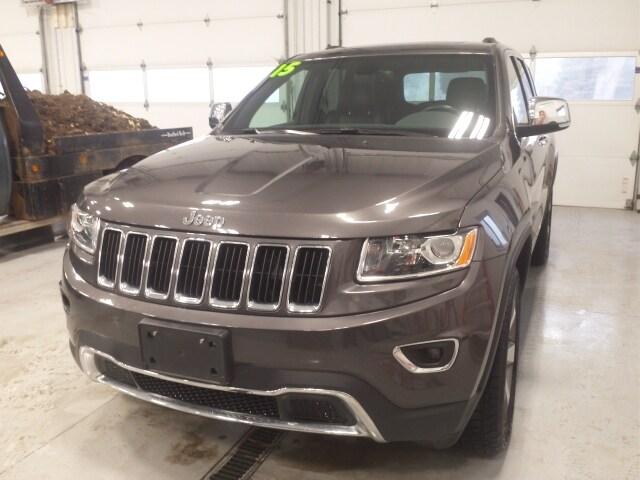 2015 Jeep Grand Cherokee Limited 4x4 SUV