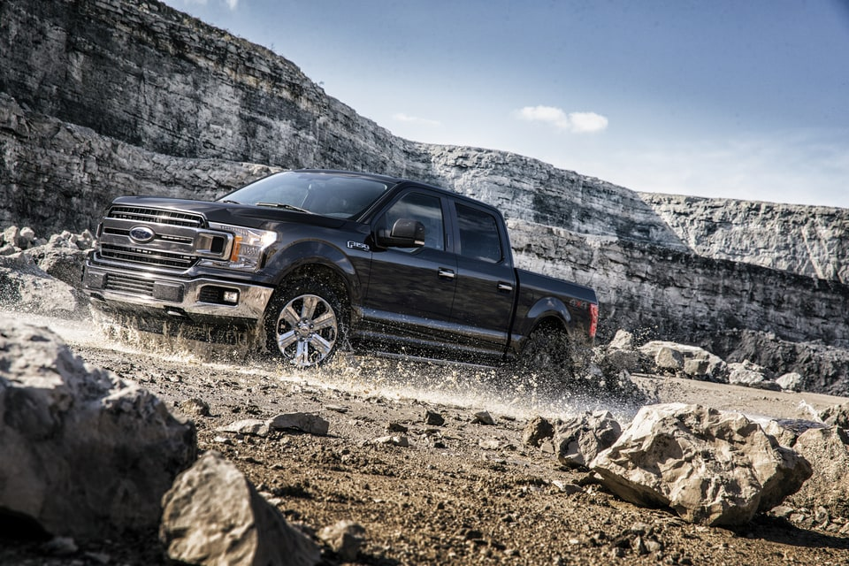 2018 ford f 150 or 2018 ford f 250 which one to choose