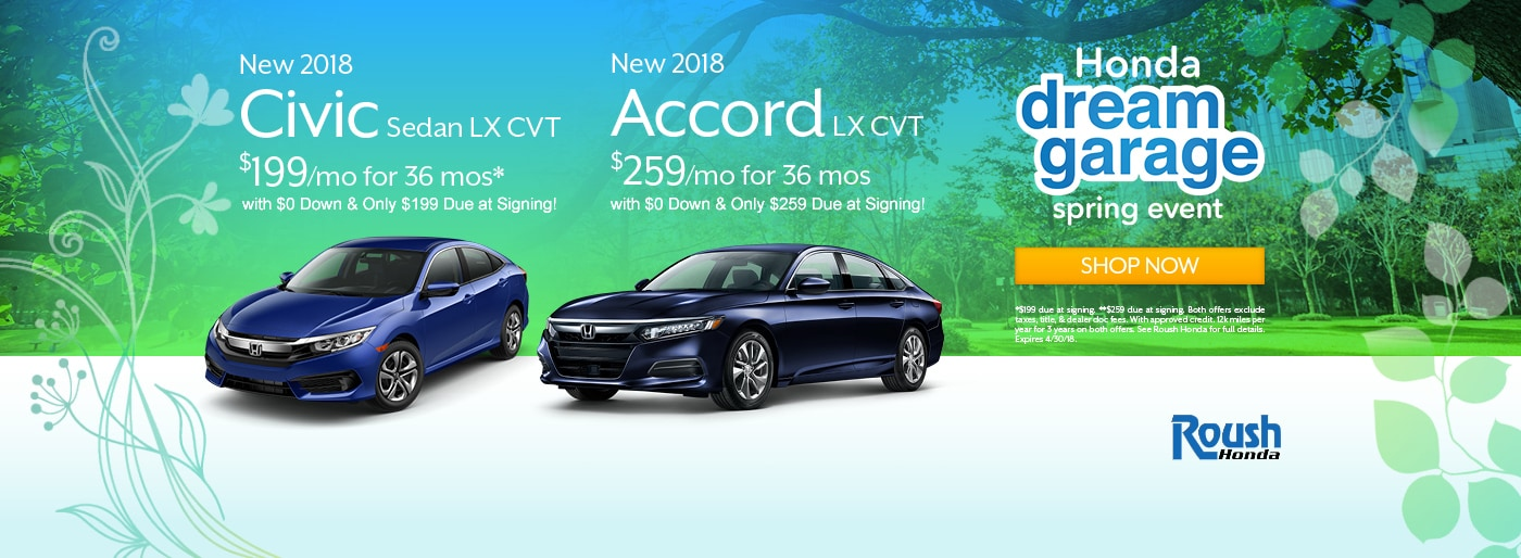 New Honda Used Car Dealer Serving Columbus Roush Honda - What is the true invoice price on a car shop now pay later online stores
