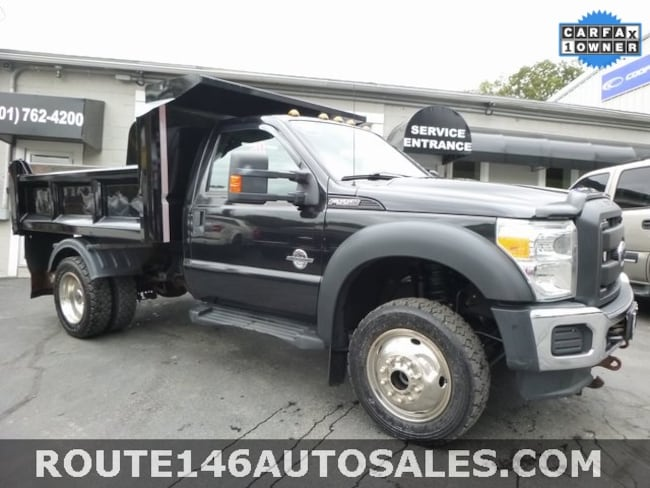 2015 Ford F-550 Chassis XL Truck Regular Cab