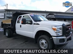 2016 Ford F-350 Chassis XL Truck Super Cab