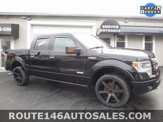 2013 Ford F-150 Limited Truck SuperCrew Cab