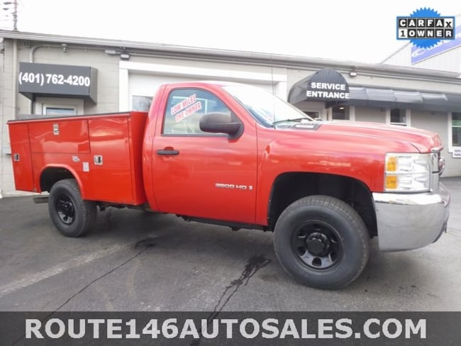 2007 Chevrolet Silverado 3500 LT Truck HD Regular Cab