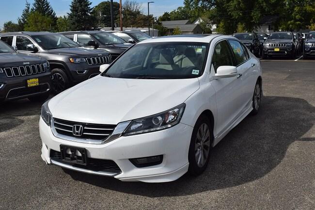 2014 Honda Accord 4dr V6 Auto EX-L Car