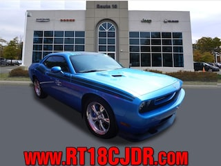 2010 Dodge Challenger 2dr Cpe R/T Classic Car