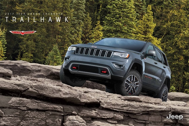 2017 Jeep Grand Cherokee Trailhawk NJ