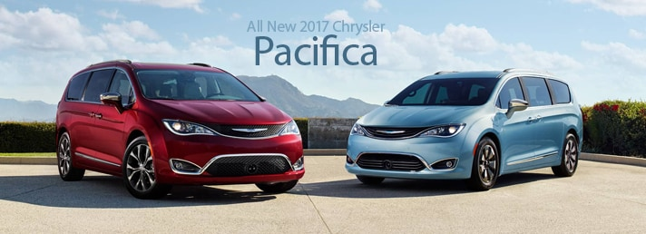 2017 Chrysler Pacifica NJ
