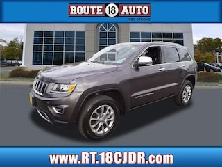 2016 Jeep Grand Cherokee 4WD 4dr Limited Sport Utility