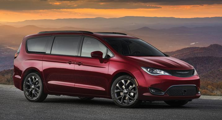 2019 Chrysler Pacifica 35th Anniversary Edition NJ