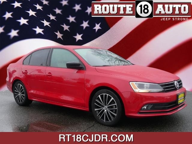 Used Volkswagen Jetta Sedan East Brunswick Nj