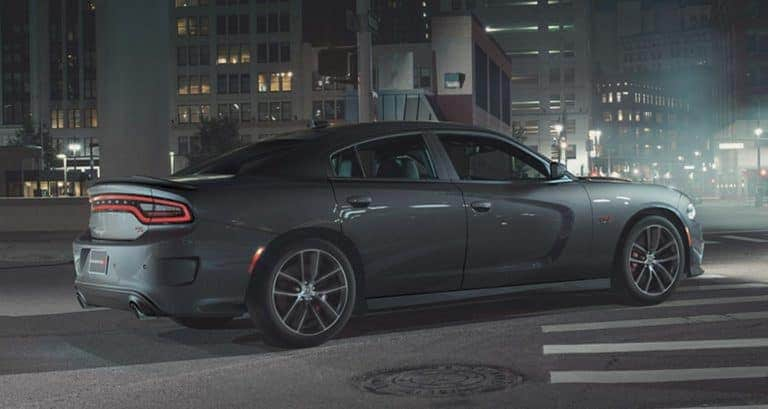 Get the Facts on the 2018 Dodge Charger and Its Updates