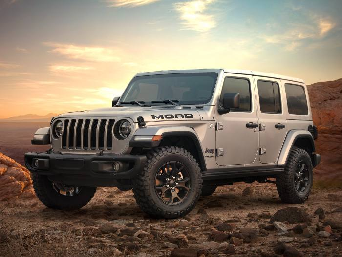 2019 Jeep Wrangler Moab NJ
