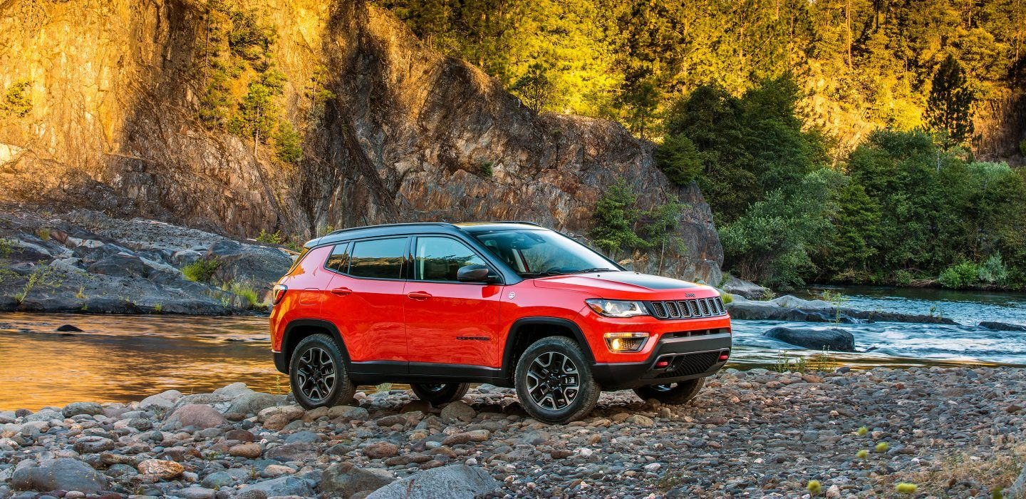 2018 Jeep Compass Edison NJ