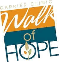 Carrier Clinic Walk of Hope