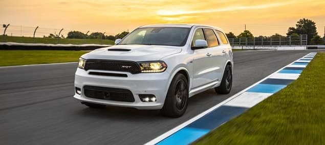 2018 Dodge Durango SRT NJ