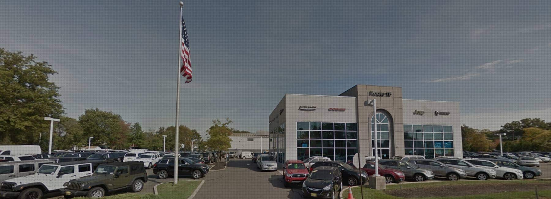 jeep dealer serving edison nj | route 18 chrysler jeep dodge ram