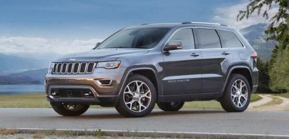 2018 Jeep Grand Cherokee Sterling Edition NJ