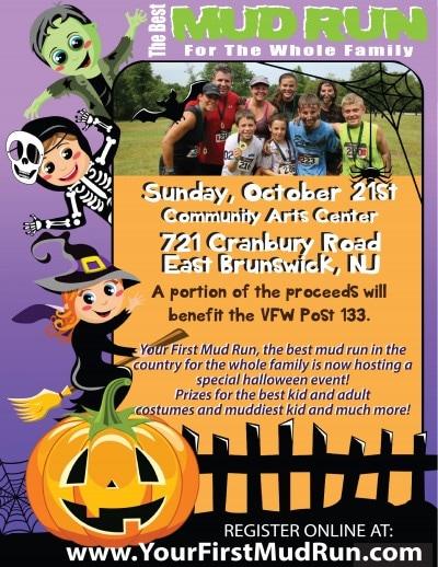 Your First Mud Run East Brunswick NJ