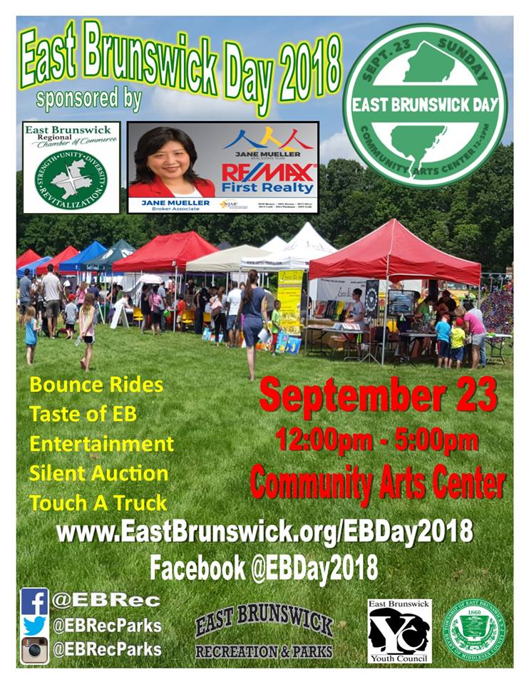 East Brunswick Day 2018